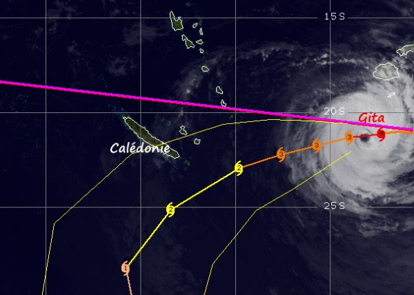 alerte cyclone nouvelle calédonie